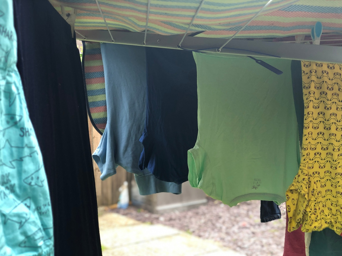 Don't let the Great British Weather ruin your washing!