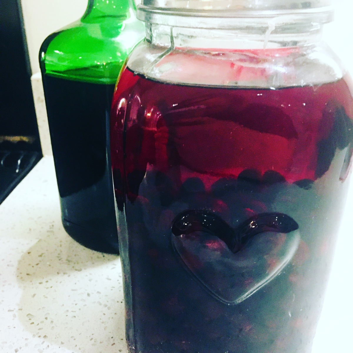 Christmas Preparations – Week 2 – Sloe Gin