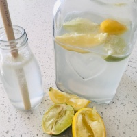 Lip-Smacking Lockdown Lemonade