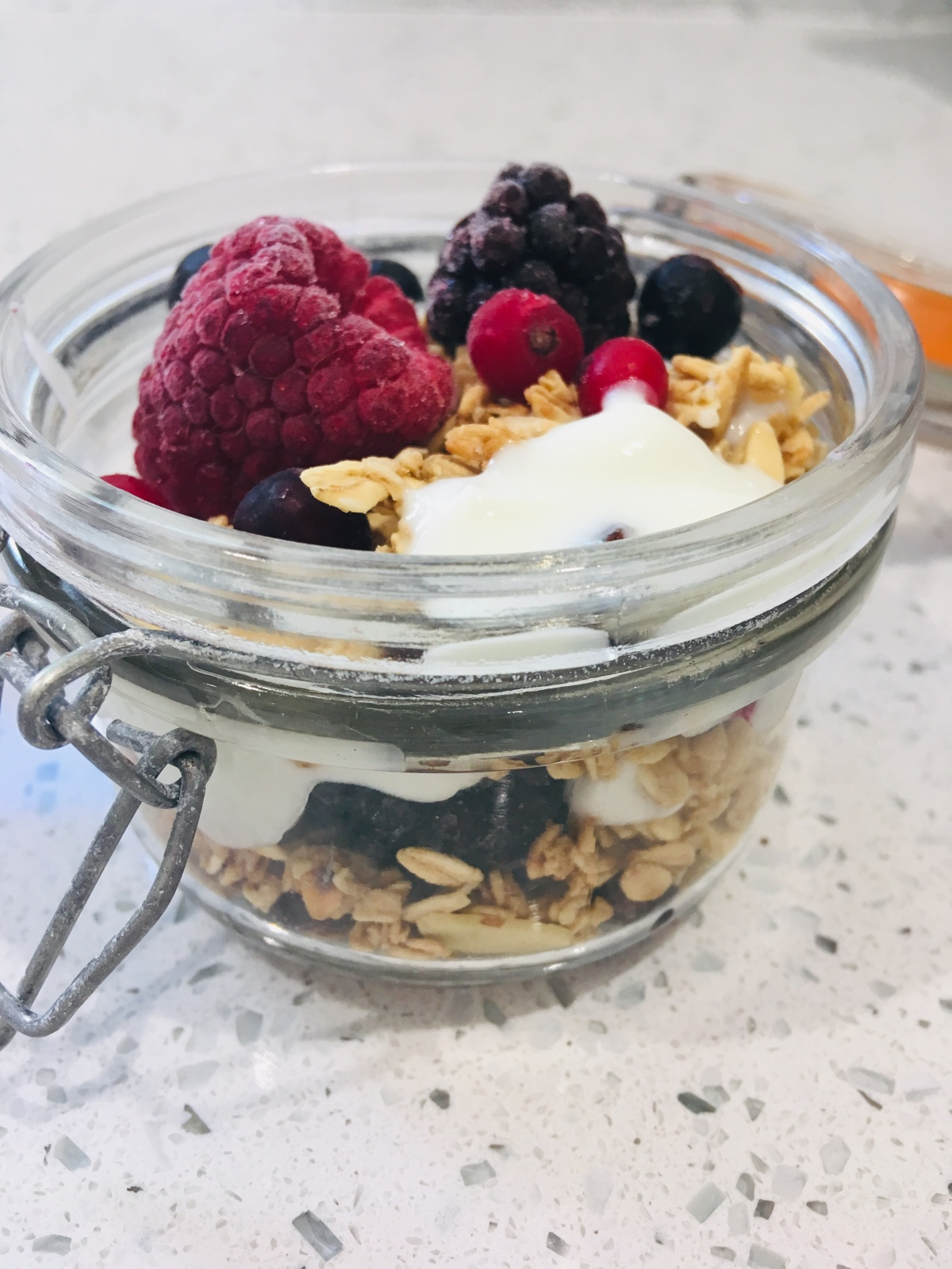 Healthy Breakfast Pots – The Grab & Go Way