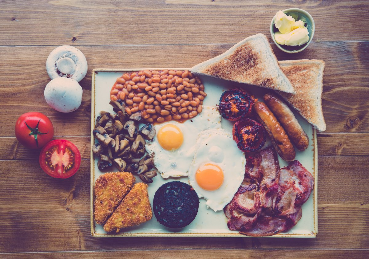 Hands up if Bank Holiday sent the healthy eating planawry!