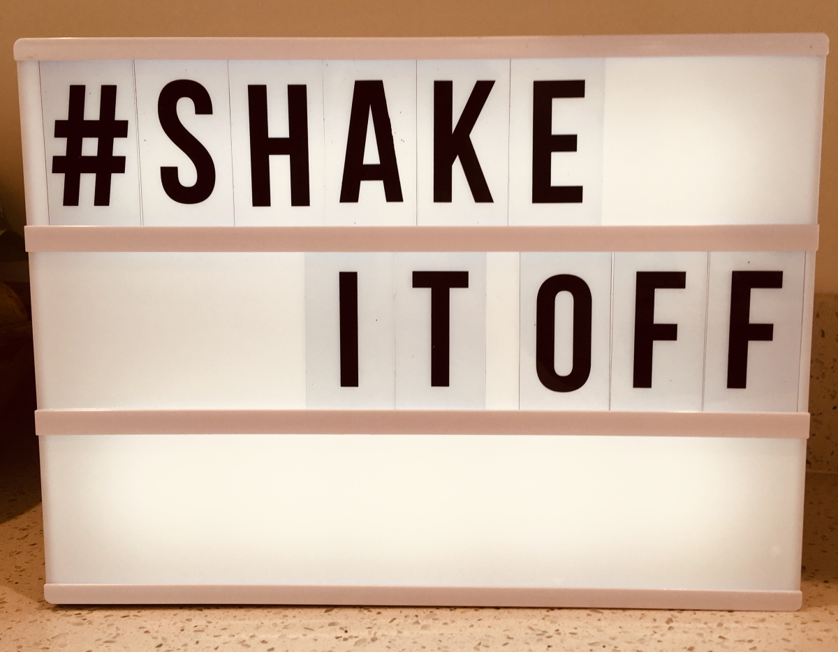 Shake It Off – January Breakfast Smoothie And Exercise Plan